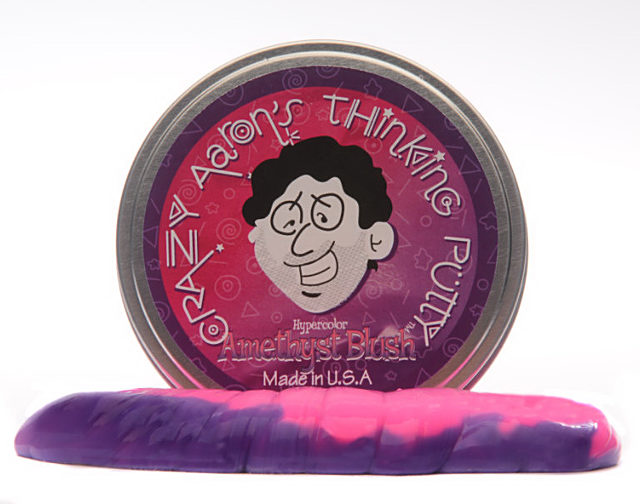 Thinking Putty Amethyst