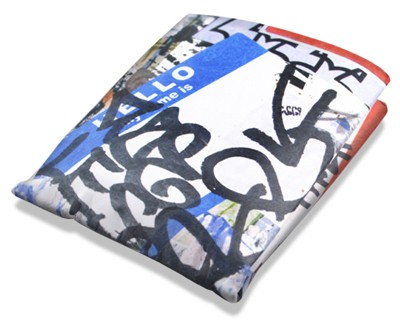 Carteira Dynomighty - Graffiti Mighty Wallet - Fechada