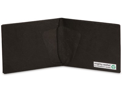 Carteira Dynomighty - Classic Black Mighty Wallet - Interior