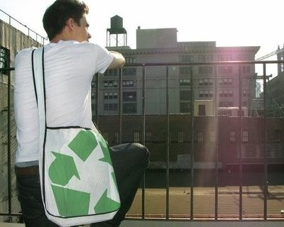 Bolsa  Dynomighty - Recycle Mighty Tote