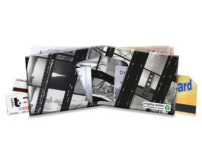 Carteira Dynomighty - 35mm Mighty Wallet - Interior Cheio