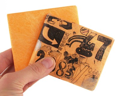 Carteira Dynomighty - Utility DIY Mighty Wallet - Desenhada
