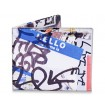 Carteira Mighty Wallet Graffiti by CoolandEco
