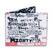 Carteira Mighty Wallet Mix Tape by CoolandEco