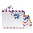 Carteira Dynomighty - Airmail Mighty Wallet - Frente