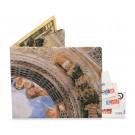 Carteira Dynomighty - Mantegna Mighty Wallet - Frente Cheio