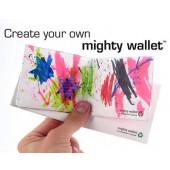 Carteira Dynomighty - Blank DIY Mighty Wallet - Interior Desenhado